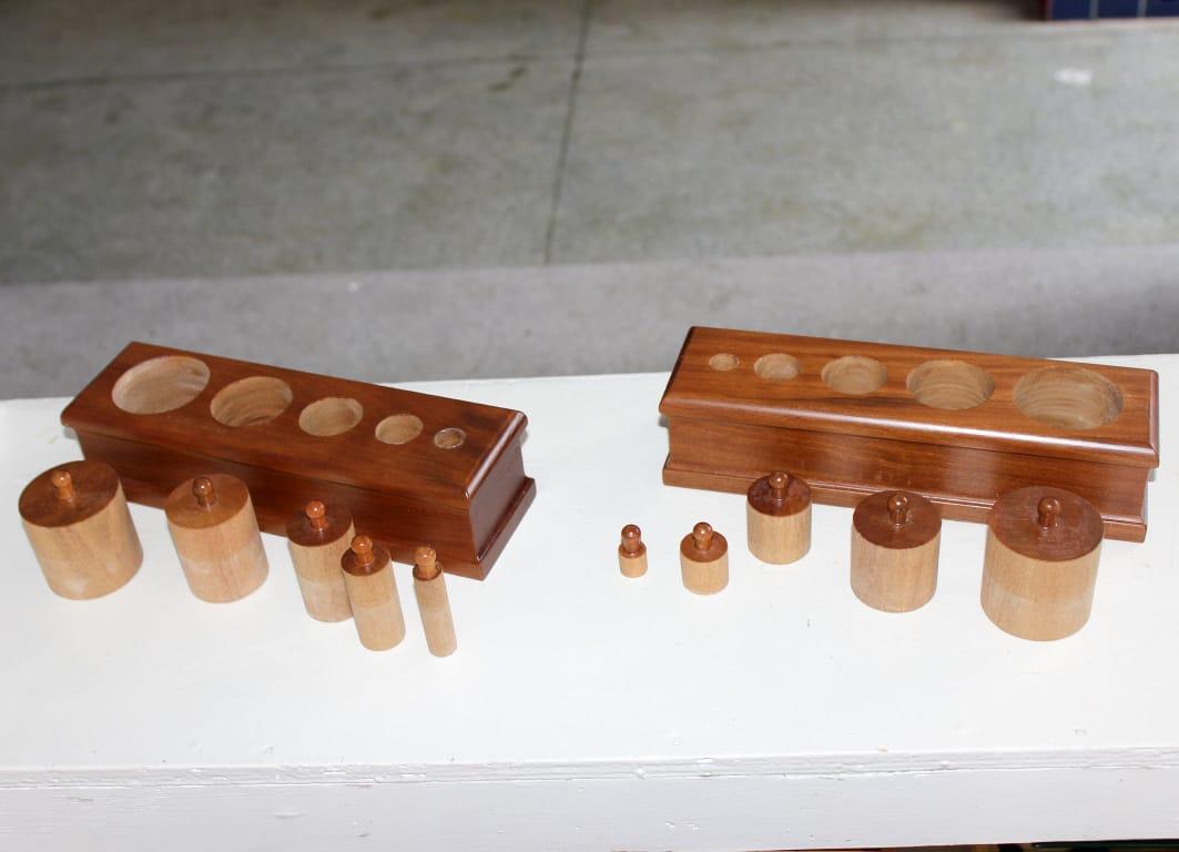Encaixes Sólidos 2 blocos