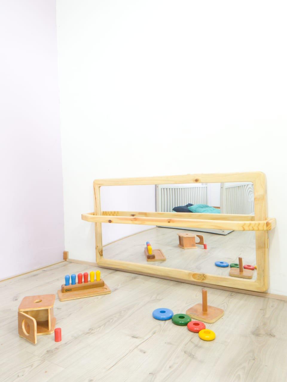 Espelho Montessori Vertical Horizontal