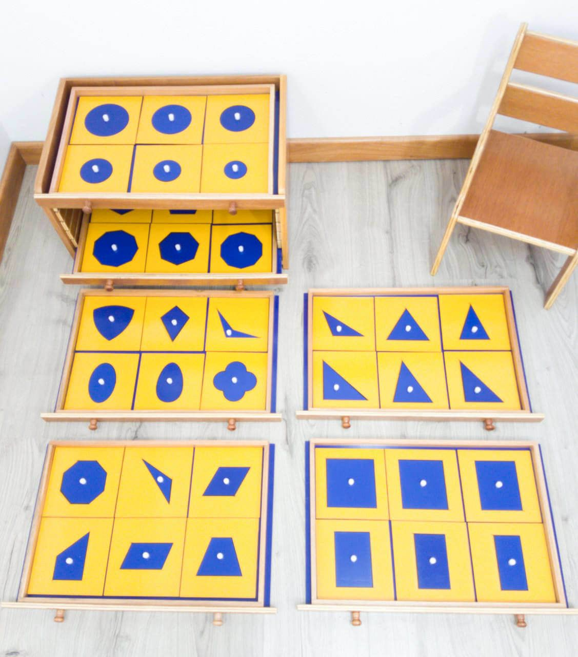 Gabinete das Figuras Geométricas