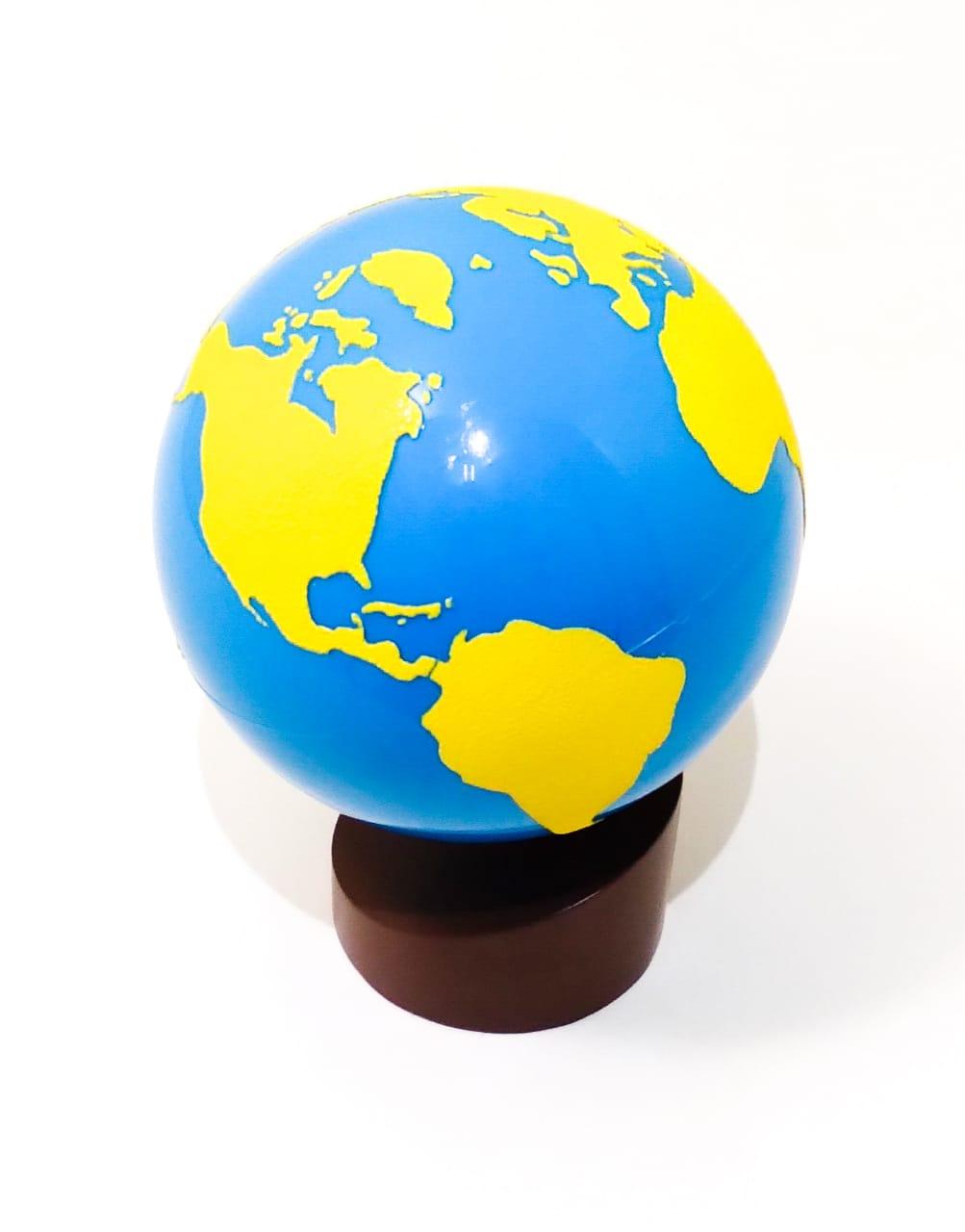 Globo Terra e Água