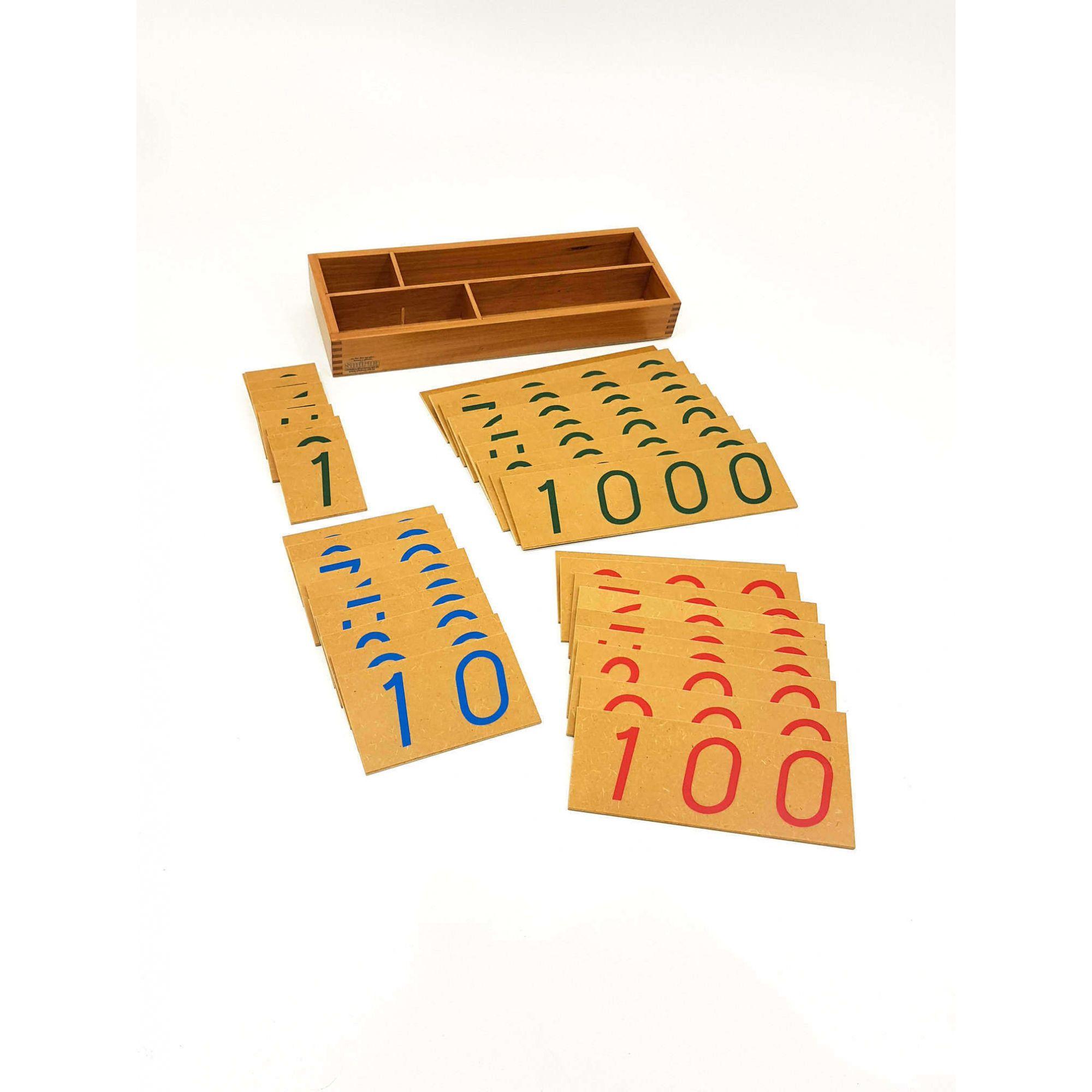 Kit Introdução ao Sistema de Numeração Decimal