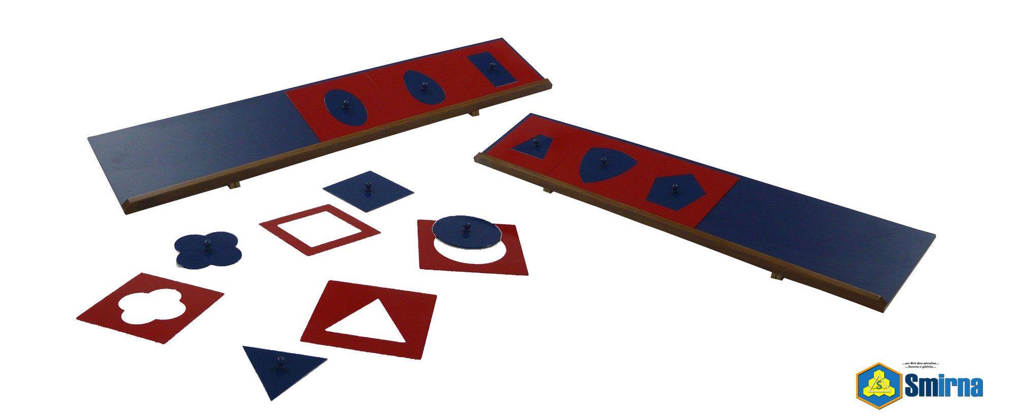 Kit Encaixe de Ferro e Frações