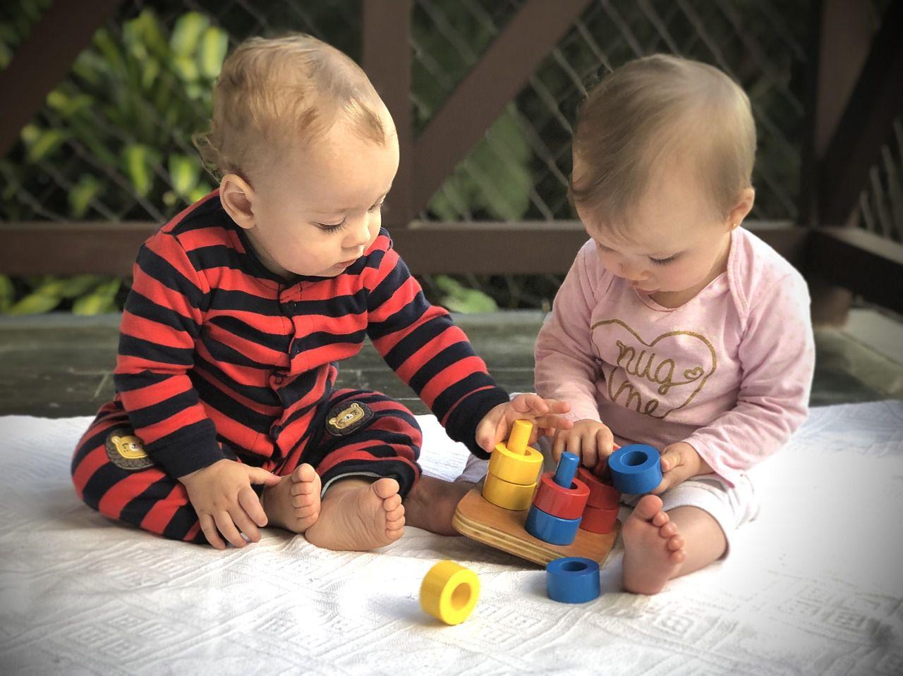 Kit Montessoriano 1 Ano
