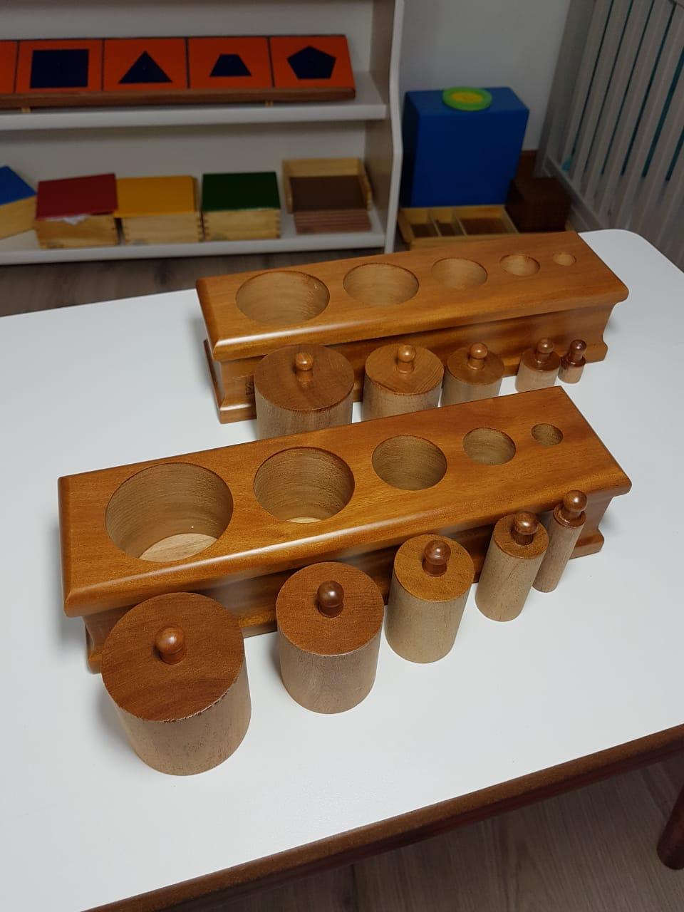 Kit Montessoriano 2 Anos