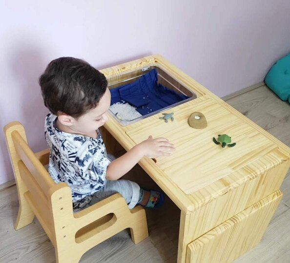 Kit Quarto Montessoriano