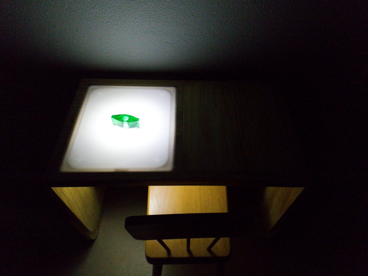 Kit Sensorial e Mesa de Luz