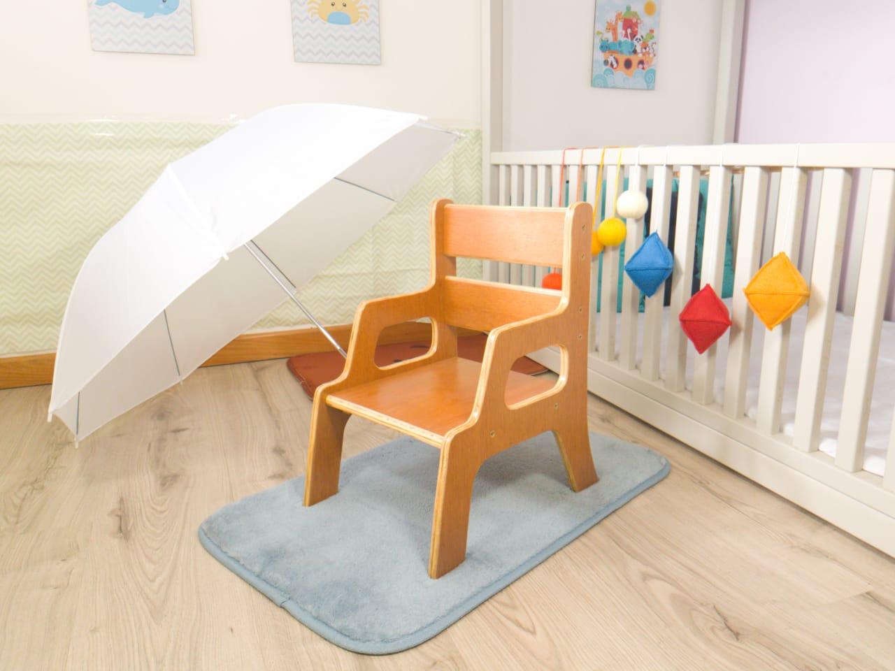 Mesa e Cadeira Bebê