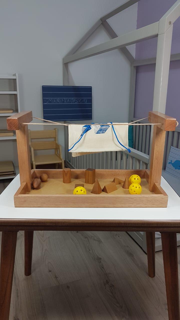Mini Varal Montessori