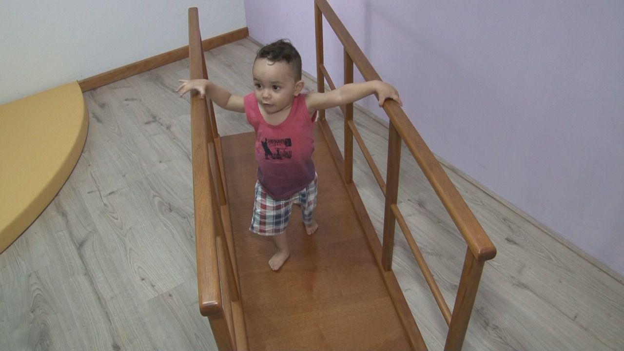 Montessori Barras para Bebê