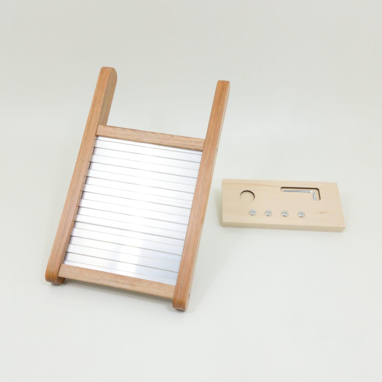 Montessori Esfregador de Roupa