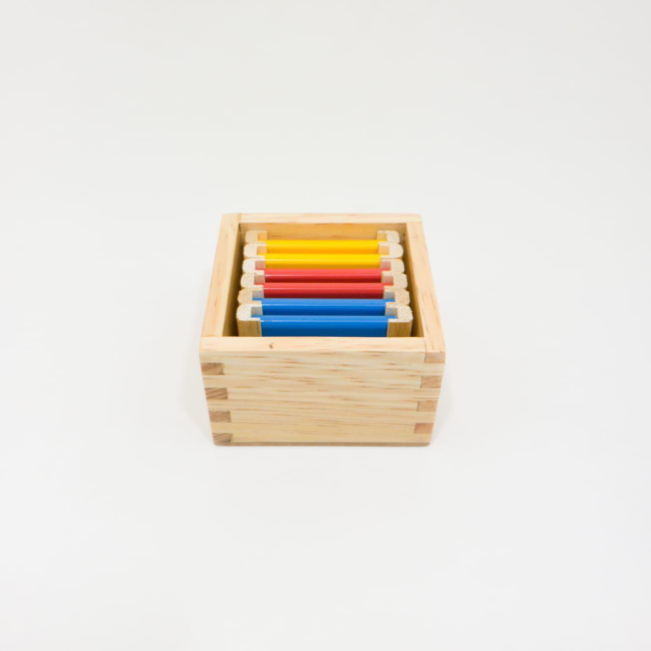 Primeira Caixa de Cores Montessori