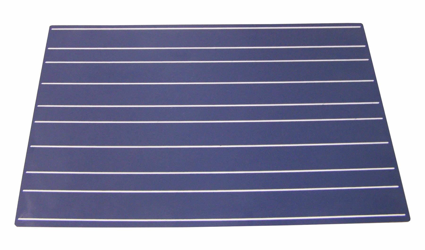 Quadro Azul com Linha Dupla