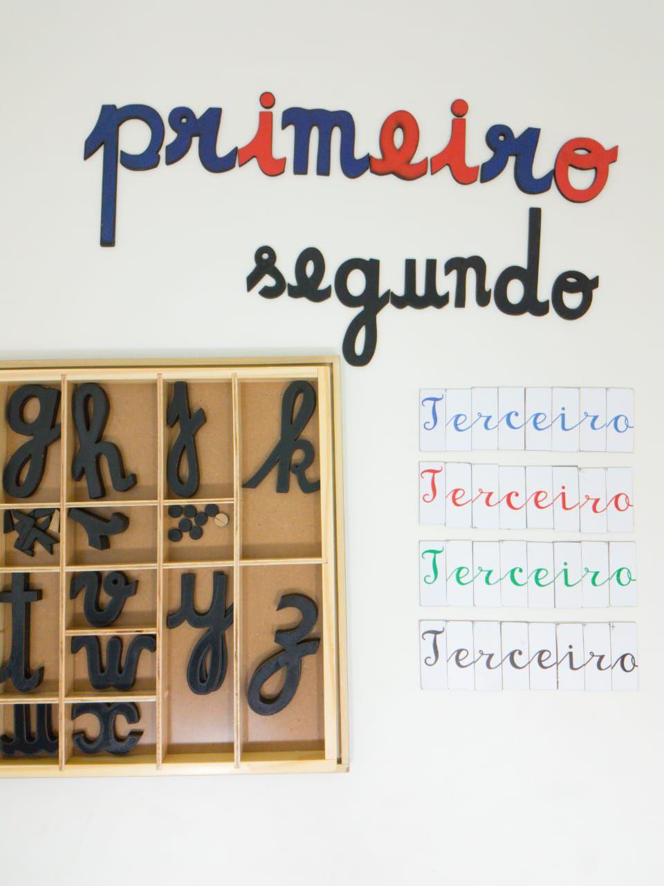 Segundo Alfabetário