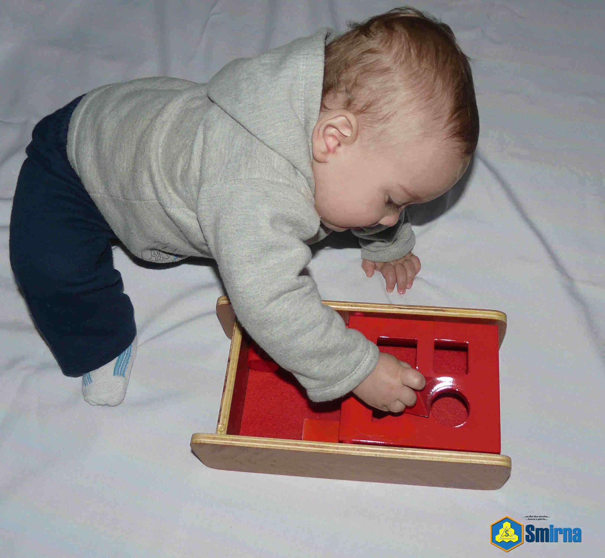 Sólidos Geométricos para Bebê