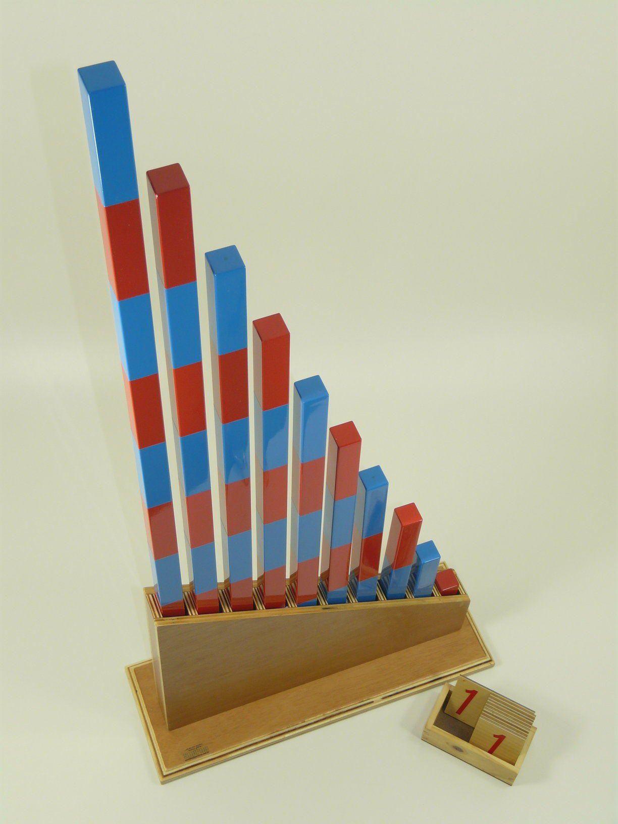 Suporte Barras Vermelhas ou V. e Azuis