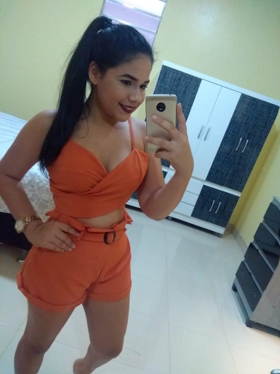 842d85fa7 Conjunto Cropped E Short Moda Roupas Femininas 2019 - Bellucy Modas