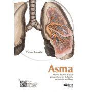 Asma - Manual didático-prático para profissionais da saúde, pacientes e familiares (Viviane Barnabé)