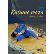 Katame Waza - Técnicas de Chão Coleção Judô Vol 2 (Edson Silva Barbosa)