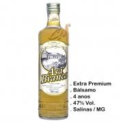 Cachaça Asa Branca Golden 700 ml (Salinas -MG)