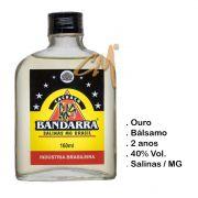 Cachaça Bandarra 160 ml (Salinas - MG)