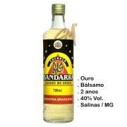Cachaça Bandarra 700 ml (Salinas - MG)