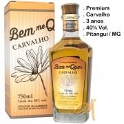 Cachaça Bem Me Quer Premium Carvalho 750 ml (Pitanguí - MG)