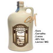 Cachaça Bocaina Carvalho Louça Bege 700 ml (Lavras - MG)
