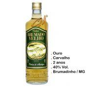 Cachaça Brumado Velho Ouro 700 ml (Brumadinho - MG)