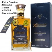 Cachaça Guaraciaba Extra Premium 750 ml (Guaraciaba - MG)