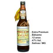Cachaça Havana 600 ml   (Salinas - MG)