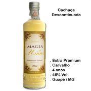 Cachaça Magia de Minas 700 ml - Antiga - (Guapé - MG)