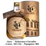 Cachaça O Andante c/ Box 670 ml (Papagaios - MG)