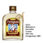 Cachaça Perseguida Ouro 160 ml (Congonhas - MG)
