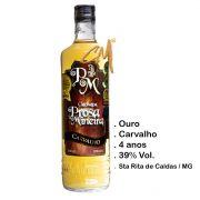 Cachaça Prosa Mineira Carvalho 700 ml (Sta Rita de Caldas - MG)