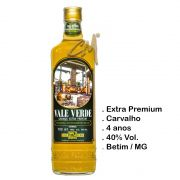 Cachaça Vale Verde Extra Premium 700 ml (Betim - MG)