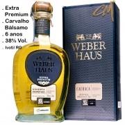 Cachaça Weber Haus Extra Premium Reserva Especial  6 Anos 750 ml (Ivoti - RS)