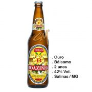 Cachaça Boazinha 600 ml (Salinas - MG)