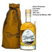 Cachaça Vitorina Diamond 750 ml   (Fortuna de Minas - MG)