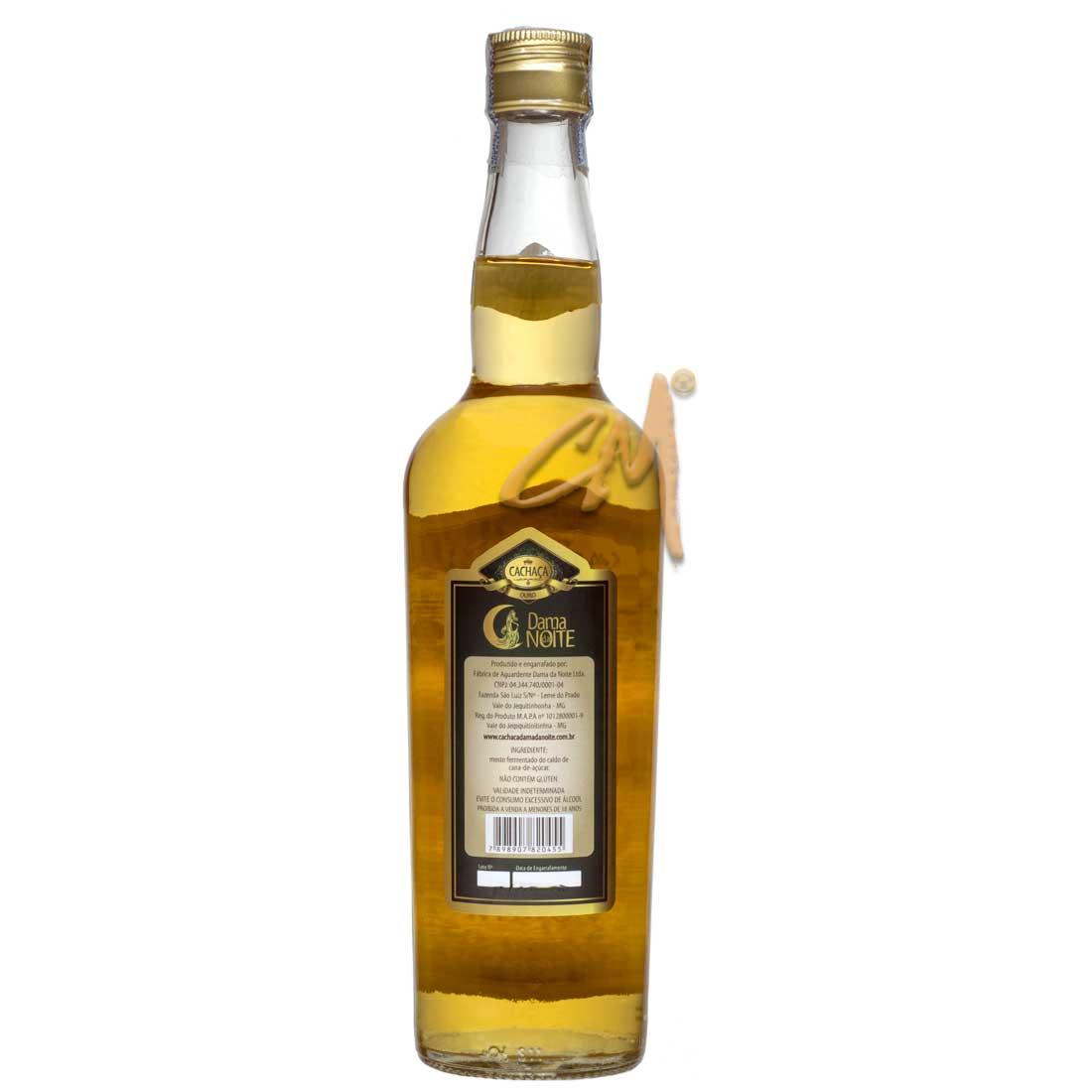 Cachaça Dama da Noite Bálsamo 700 ml (Leme do Prado - MG)