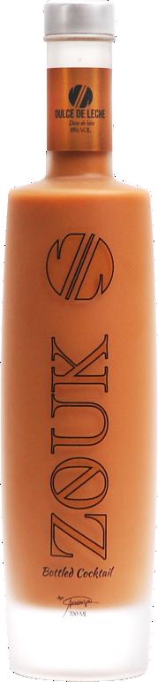 Coquetel Dulce de Leche Zouk 750 ml (Salinas - MG)