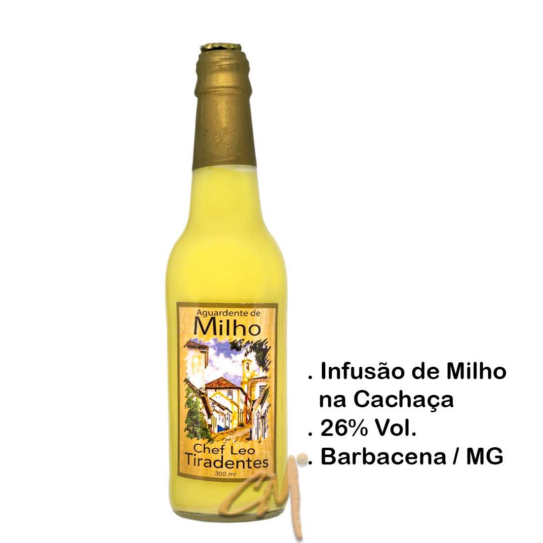 Infusão Milho Chef Leo 300 ml (Barbacena - MG)