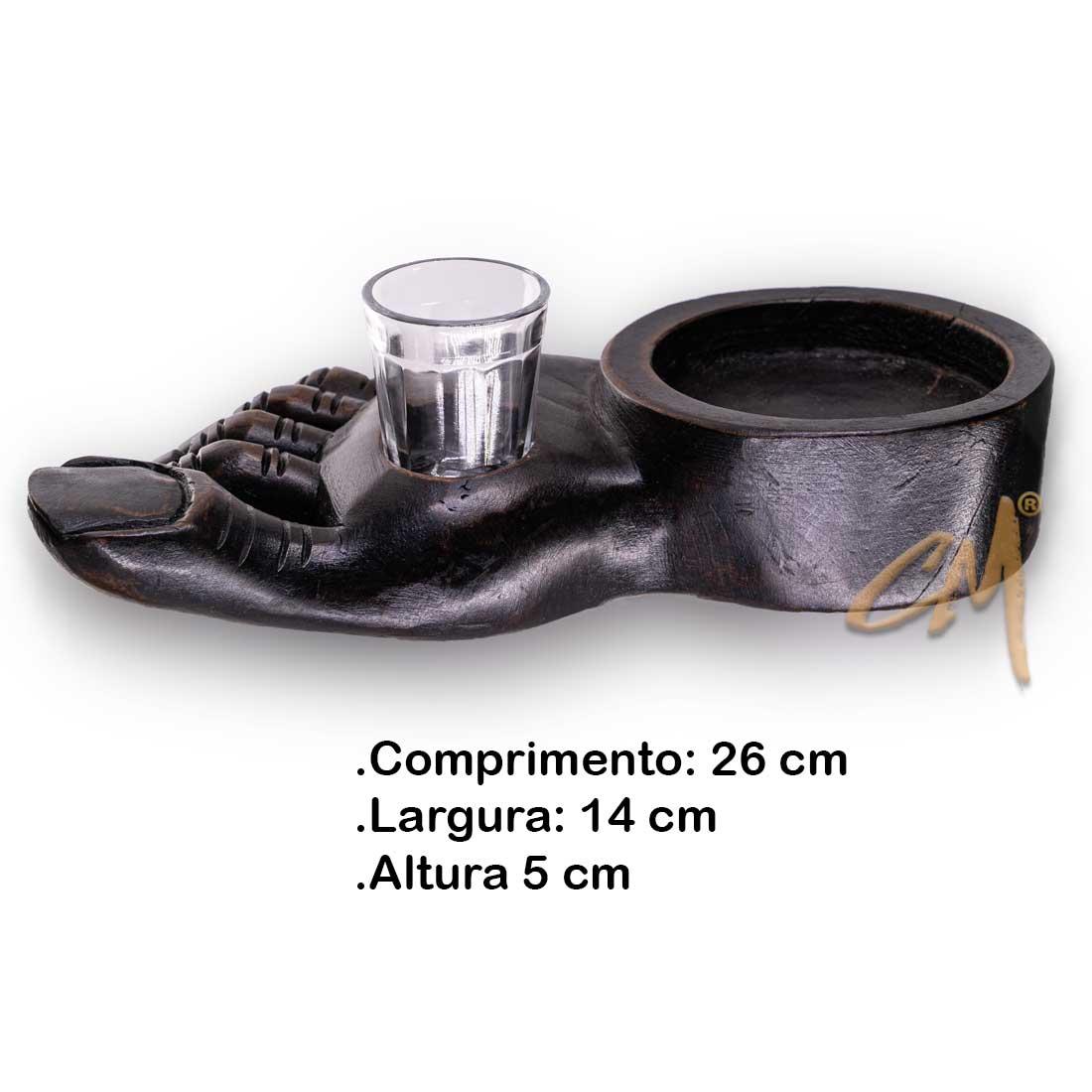 Pezão Grande Direito Confidências Mineiras (Tiradentes - MG)
