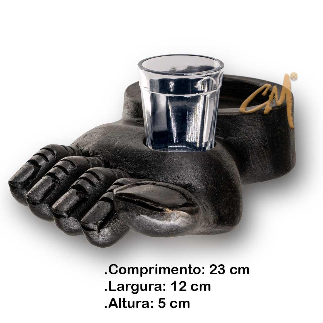 Pezão Médio Direito Confidências Mineiras (Tiradentes - MG)