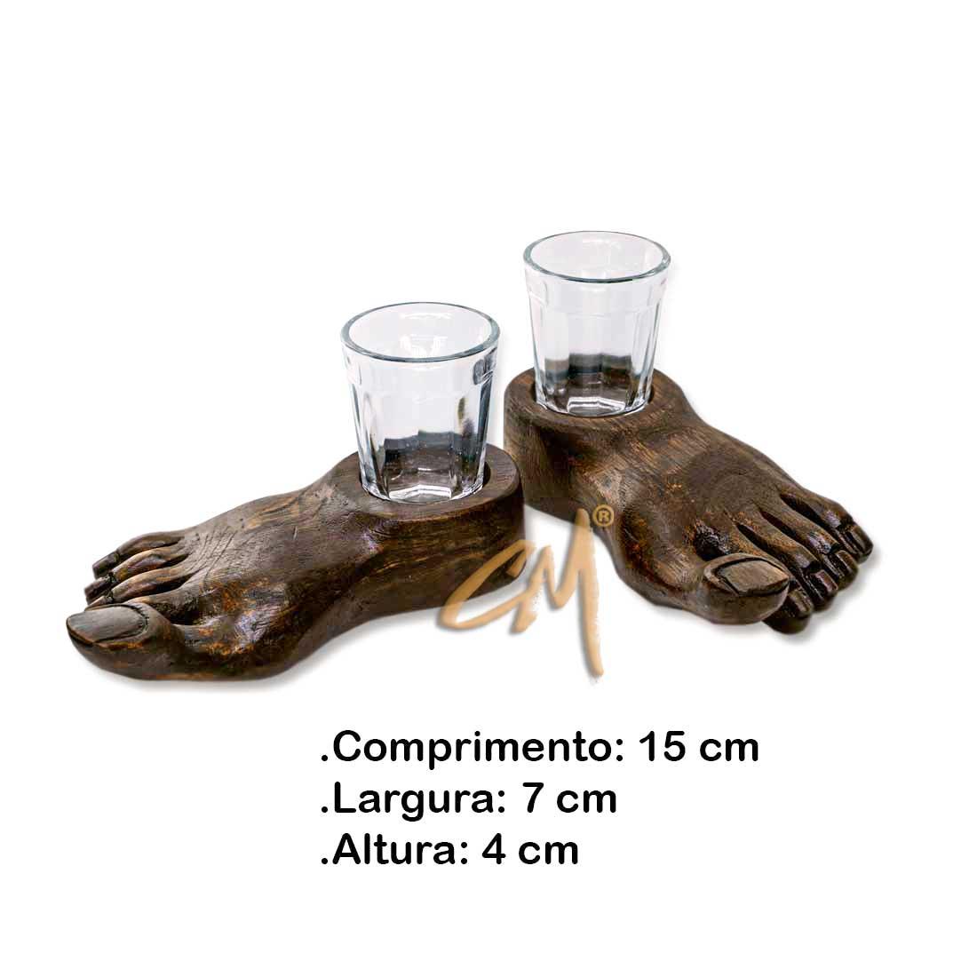 Pezinhos Confidências Mineiras (Tiradentes - MG)