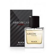 "AREON CAR PERFUME 50ML BLACK ""PRETO"""