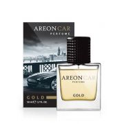 AREON CAR PERFUME 50ML GOLD