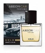 AREON CAR PERFUME 50ML GOLD