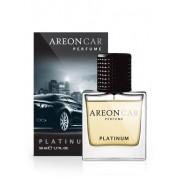 AREON CAR PERFUME 50ML PLATINUM