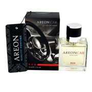 AREON CAR PERFUME 50ML RED