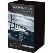 "AREON CAR PERFUME 50ML SILVER ""PRATA"""